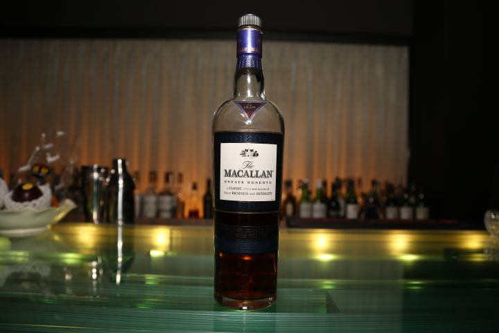 MACALLAN ESTATE RESERVE 限定ボトル